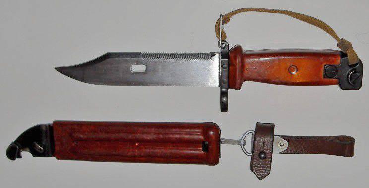 PForce Резиновый штык-нож для М16 | 380x744